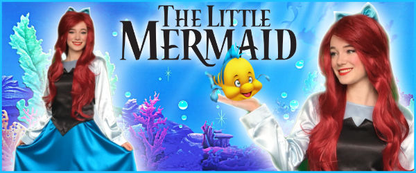 Ariel kleine zeemeermin